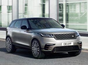 Range Rover Velar: Weltpremiere des neuen Land Rovers