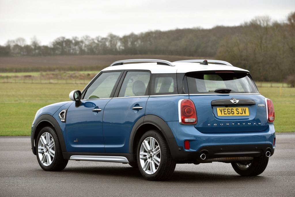mini countryman cooper s all4 im test 2017 der komfortable abenteurer. Black Bedroom Furniture Sets. Home Design Ideas