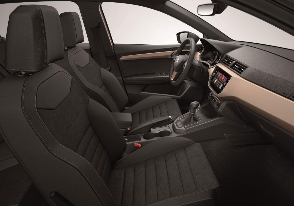 Seat ibiza 2017 neue modellgeneration in genf vorgestellt for Seat ibiza innenraum