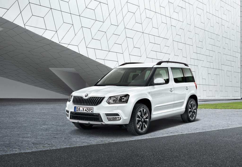 skoda yeti drive im test 2017 hei e luft oder frischer wind. Black Bedroom Furniture Sets. Home Design Ideas