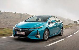 Toyota Prius Plug-in-Hybrid: Jetzt mit Solardach