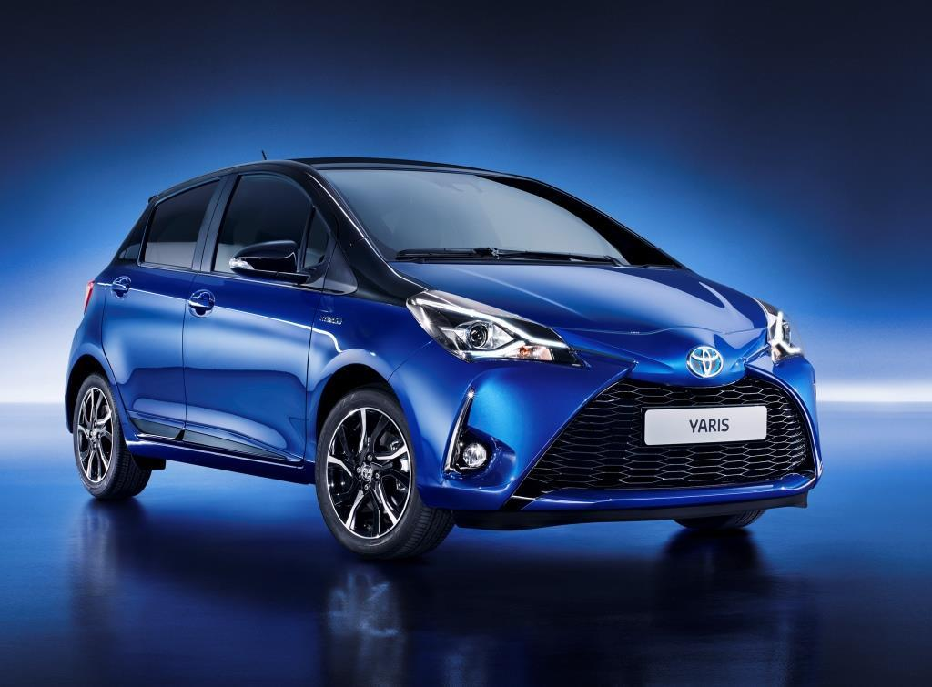 Toyota yaris dynamischer in das jahr 2017 for Interieur yaris 2017