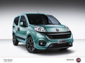 Fiat Qubo im Test (2017): der praktische Würfel und die frische Fassade