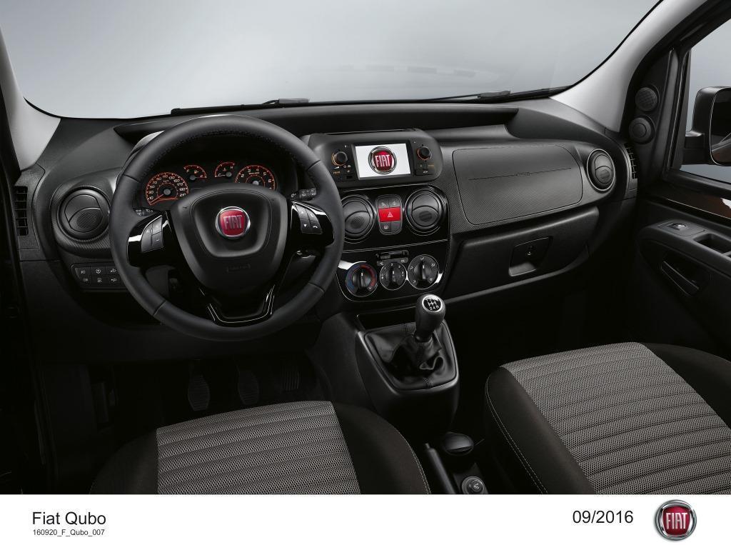 Fiat Qubo im Test (2017): der praktische Würfel und die ...