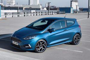 Ford Fiesta ST: Dritte Generation des sportlichen Kleinwagens