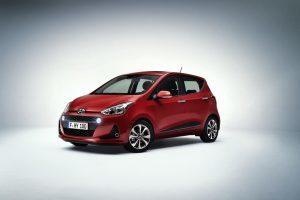 Hyundai i10 im Test (2017): Modellpflege als Klassentreffen