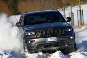 Jeep Grand Cherokee im Test (2017): SUV-Kraftmeier geht in die gepflegte Verlängerung
