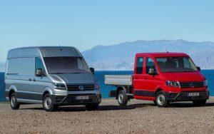 VW Crafter: Preise veröffentlicht und Besichtigung möglich