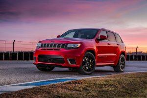 Jeep Grand Cherokee Trackhawk: Das Monster-SUV