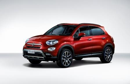 fiat 500x im test 2017 ein mini suv auf hom opathischer frischzellenkur. Black Bedroom Furniture Sets. Home Design Ideas