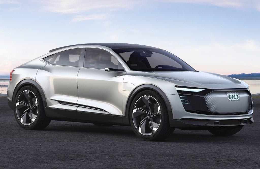 Audi e tron sportback 2019