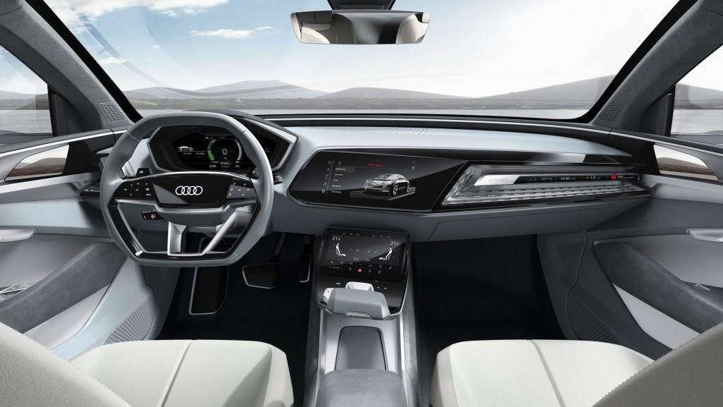 Audi E Tron Sportback Concept Zweiter Elektro Audi Ab 2019