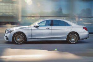 Mercedes Benz S-Klasse 2017: Weltpremiere in Shanghai
