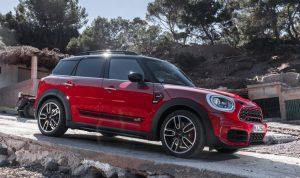 Mini Countryman als John Cooper Works: Weltpremiere in Shanghai
