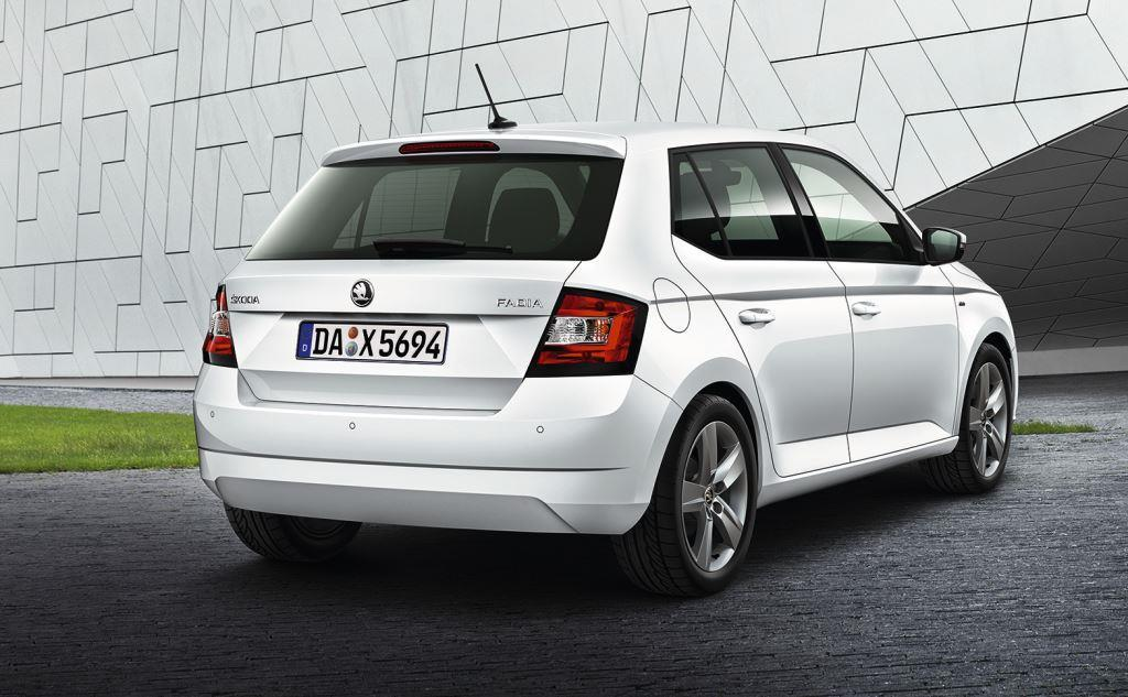 skoda fabia drive im test 2017 die limousine mit dem besonderen drive. Black Bedroom Furniture Sets. Home Design Ideas