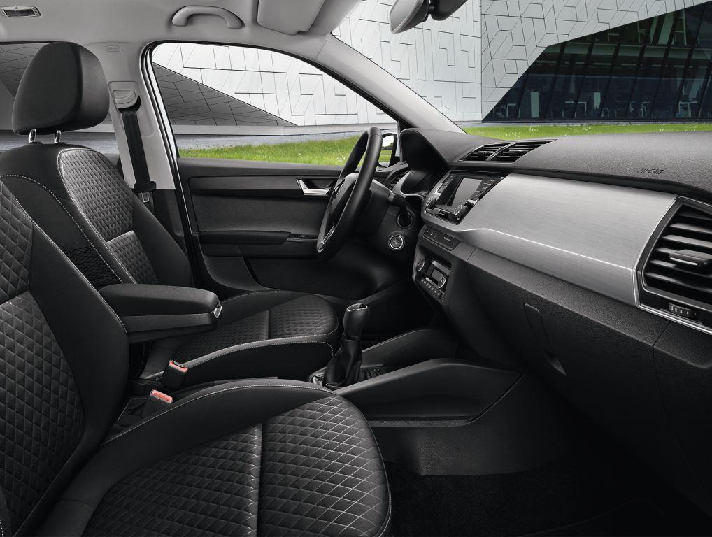 skoda fabia drive im test 2017 die limousine mit dem besonderen drive. Black Bedroom Furniture Sets. Home Design Ideas