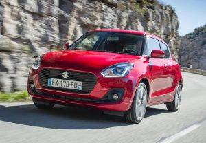 Suzuki Swift 2017: Preise und Verkaufsstart