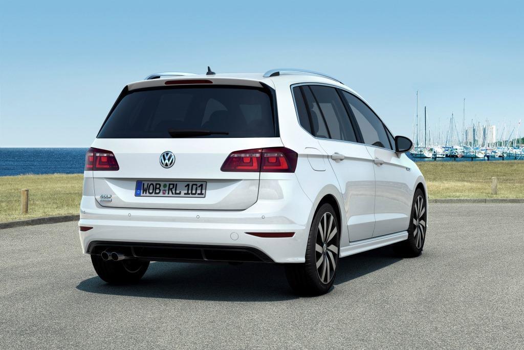 golf sportsvan sound im test 2017 der kompakte familienvan im remix. Black Bedroom Furniture Sets. Home Design Ideas