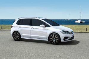 Golf Sportsvan Sound im Test (2017): der kompakte Familienvan im Remix