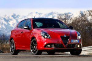 Alfa Romeo Giulietta 2017: Facelift-Akt, die Zweite