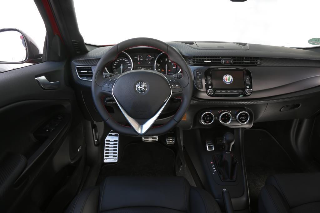 alfa romeo giulietta 2017: facelift-akt, die zweite - meinauto.de