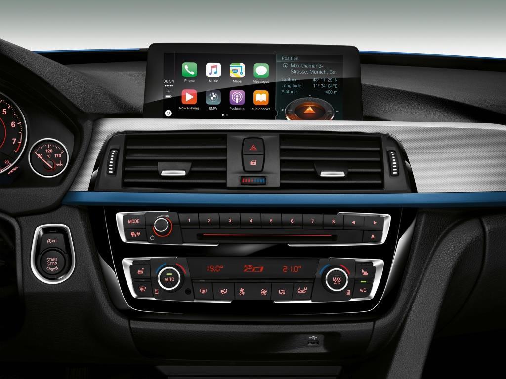 Bmw Neue Ausstattungspakete F 252 R Aktuelle Modelle