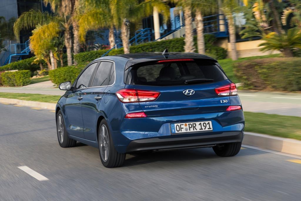 Hyundai i30 im Test (2017): unscheinbar vielversprechend ...