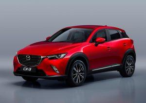 Mazda CX-3 im Test (2017): Mini-SUV mit früher Mini-Modellpflege