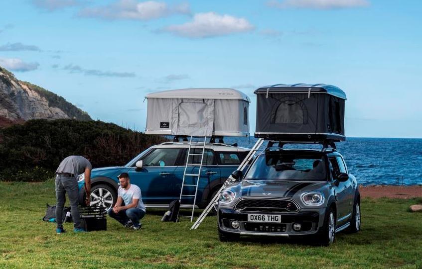 Zelt Für Mini Countryman : Mini countryman das autohome dachzelt für ausflüge