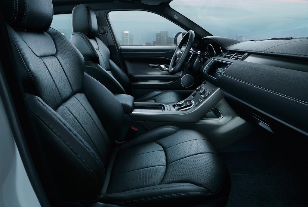 Land Rover Neues Range Rover Evoque Landmark