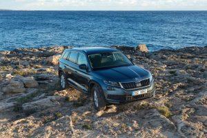 VW Multivan T6 vs. Skoda Kodiaq: Van oder SUV als Familienauto?