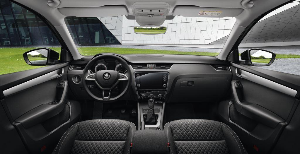 skoda octavia drive im test 2017 mit drive aus dem. Black Bedroom Furniture Sets. Home Design Ideas