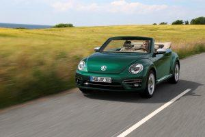 VW Beetle Cabrio Sound im Test (2017): das Sondermodell und die Modellpflege