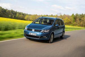 VW Sharan Sound im Test (2017): ist der Van-Riese auch als Sondermodell ein Großer?