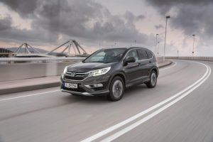 Honda CR-V Facelift: der SUV-Vorreiter bekommt Nachschub