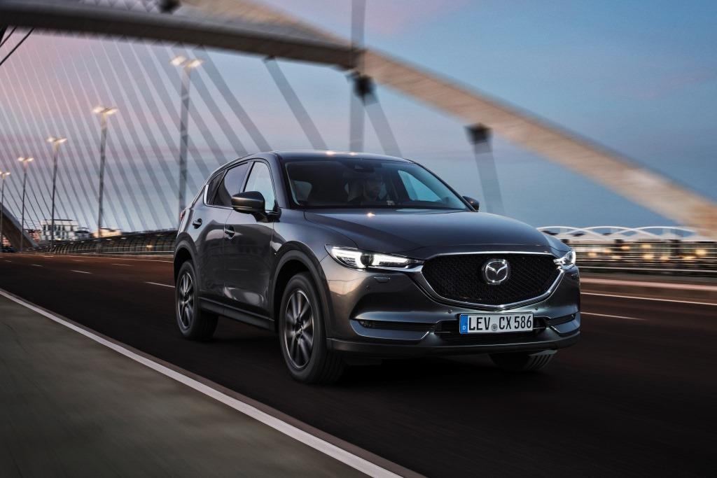 Mazda Cx 5 Im Test 2017 Setzt Die Zweite Generation Den