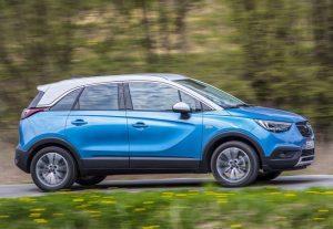 Opel Crossland X im Test (2017): der Meriva versucht sich als praktischer Crossover
