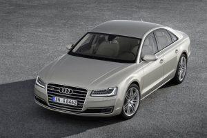 Audi A8: Luxus Flaggschiff mit Mild-Hybrid