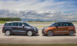 Fiat 500L: Neue Modellgeneration Urban, Cross und Wagon