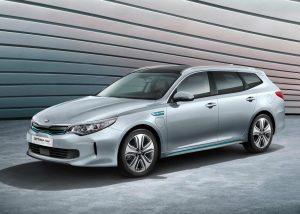 Kia Optima Sportswagon: Preise für den Plug-in Hybrid