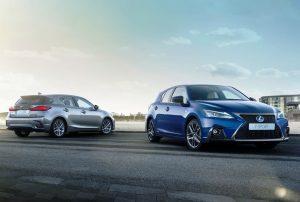 Lexus CT 200h (2017): Neuer Look für den Premium-Hybriden