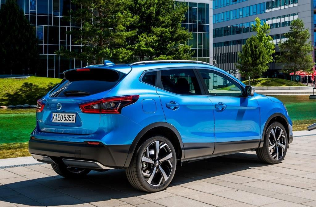 Nissan Qashqai Tekna+: Neue Top-Version ab 2017 - MeinAuto.de