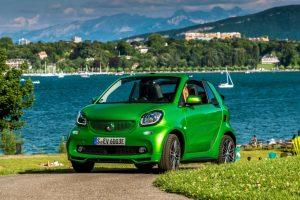 Smart fortwo & forfour electric drive im Test (2017): ein hochspannendes Comeback