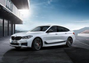 BMW 6er Gran Turismo: Neue M Performance Parts verfügbar