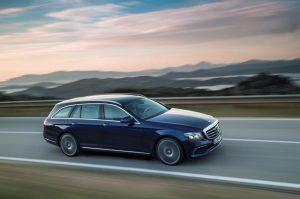 Mercedes E-Klasse T-Modell im Test: Mittelklasse de luxe plus Alltagstauglichkeit