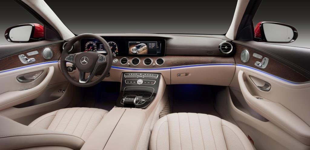 mercedes e-klasse t-modell im test: mittelklasse de luxe plus