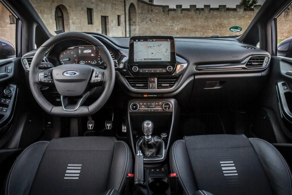 Ford Fiesta  Infos  Bilder Und Preis