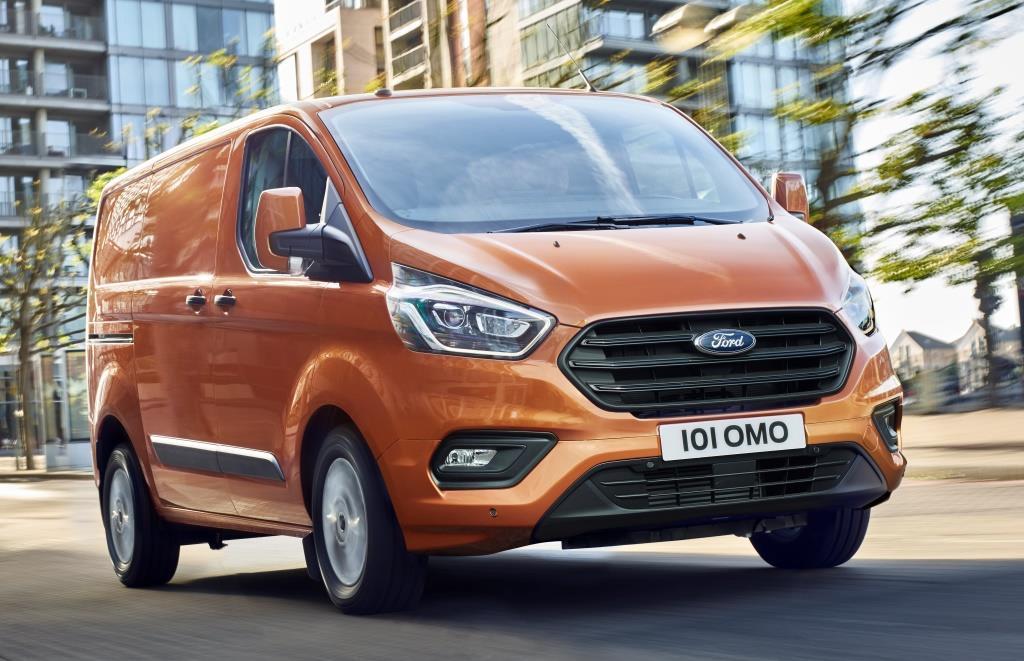 Ford Transit Custom Frisches Design F 252 R 2017 Meinauto De