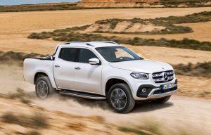 Mercedes Benz X-Klasse 2017: Neues Modell ab November
