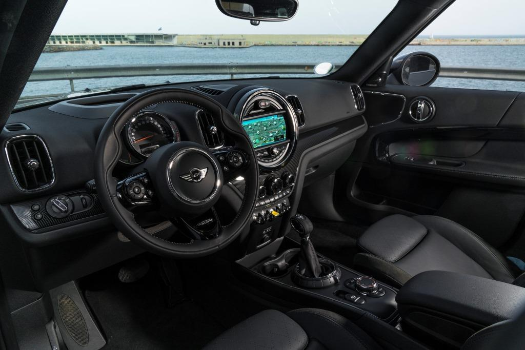 mini countryman plug in hybrid im test ein abenteurer der einstecken kann. Black Bedroom Furniture Sets. Home Design Ideas